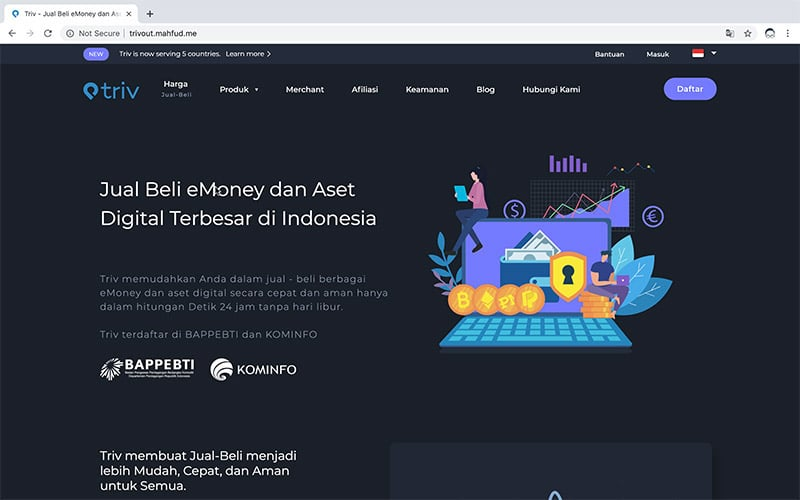 Triv Frontend
